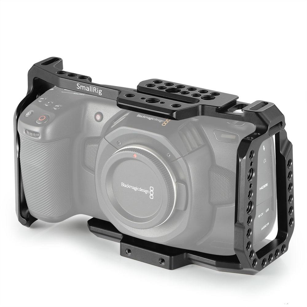 Smallrig Cage For Blackmagic Design Pocket Cinema Camera 4k 6k 2203 Smallrig Philippines Smallrig Ph